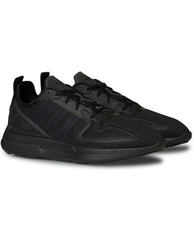 adidas Originals ZX 2K Flux Sneaker Black men EU42 Sort