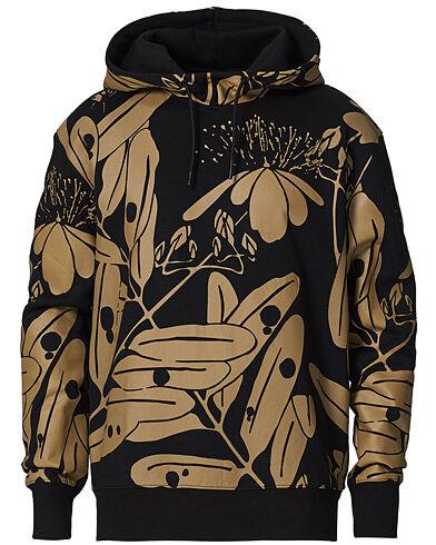 HUGO Dapati Printed Hoodie Black men XL Sort
