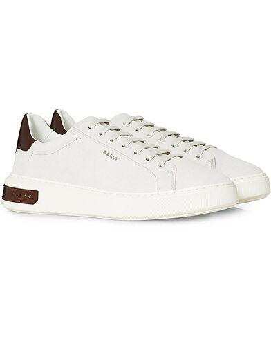 Bally Miky Sneaker Dusty White Suede men UK10 - EU44 Grå