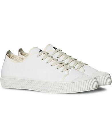 Car Shoe Supernova Canvas Sneaker White men UK10 - EU44 Hvid