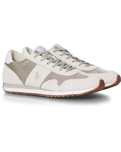 Polo Ralph Lauren Train 85 Running Sneaker Dove Grey men US7 - EU40