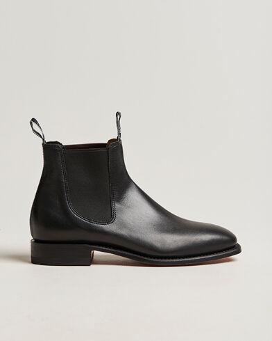 R.M.Williams Craftsman G Boot Yearling Black men UK10.5 - EU45,5 Sort