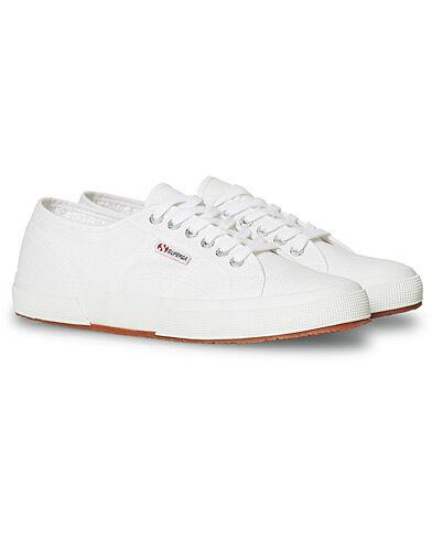 Superga Canvas Sneaker White men 39 Hvid