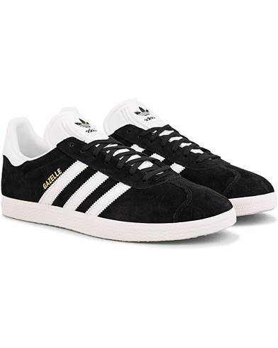adidas Originals Gazelle Sneaker Black Nubuck men EU42 2/3 Sort
