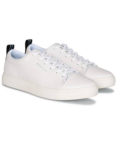 PS Paul Smith Lee Sneakers White Calf men UK8 - EU42 Hvid
