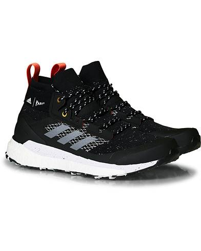 adidas Performance Terrex Free Hiker Sneaker Boot Black men EU42 Sort