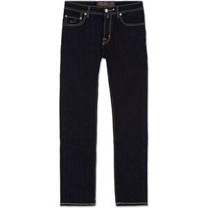 Jacob Cohën 688 Slim Jeans Dark Blue men W32 Blå