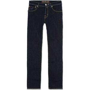 Jacob Cohën 622 Slim Jeans Dark Blue men W34 Blå