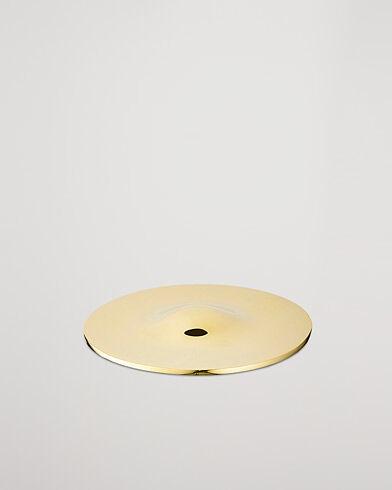 Skultuna Coaster Brass men One size Guld