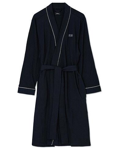 Boss Kimono Dark Blue men L Blå
