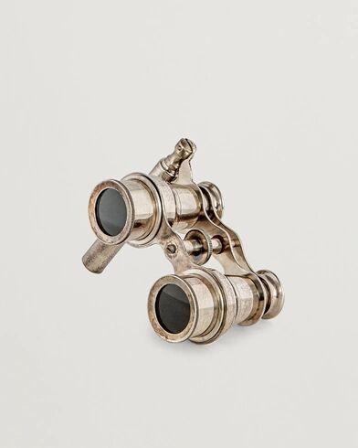 Authentic Models Opera Binoculars Silver men One size Sølv