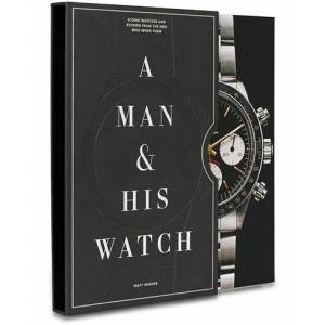 New Mags A Man and His Watch men One size Sort