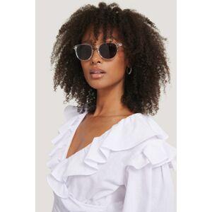 Corlin Eyewear Transparente Solbriller - White