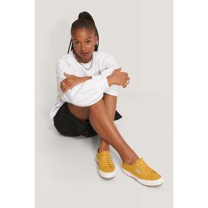 Superga Sneakers Med Logo - Yellow