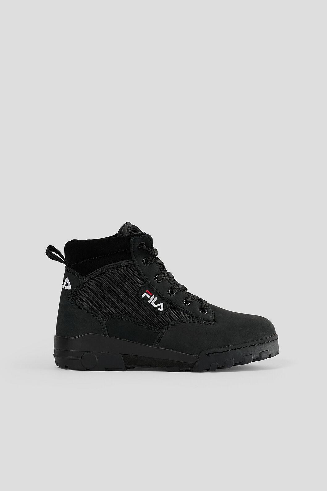 FILA Ankelstøvler - Black