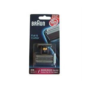 Braun 6510 skær hoved - kombipakke