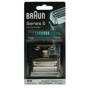Braun 8585 Skær Hoved - Kombipakke