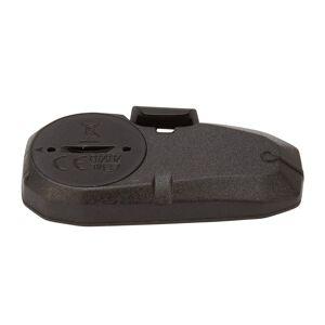 Atredo - Sensor til cykelcomputer - Med CR2032 batteri - Plast - Sort