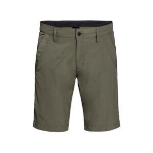Jack Wolfskin Desert Valley Shorts - Hr. Str. 46 - Woodland Green