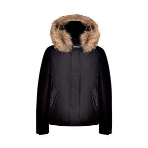 Woolrich Short Arctic Parka (Sort)
