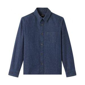 A.p.c. Denim Shirt (Blå)