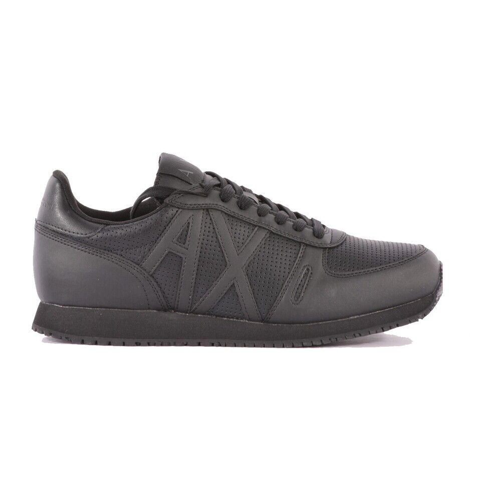 Giorgio Armani Sneakers (Sort)