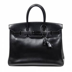 Hermès Vintage Birkin So (Sort)