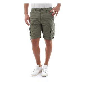 40Weft Shorts (Grøn)