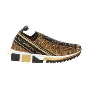 Dolce & Gabbana Sorrento slip-on sneakers (Gul)
