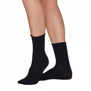 JBS of Denmark sock bamboo 4pk (Sort)