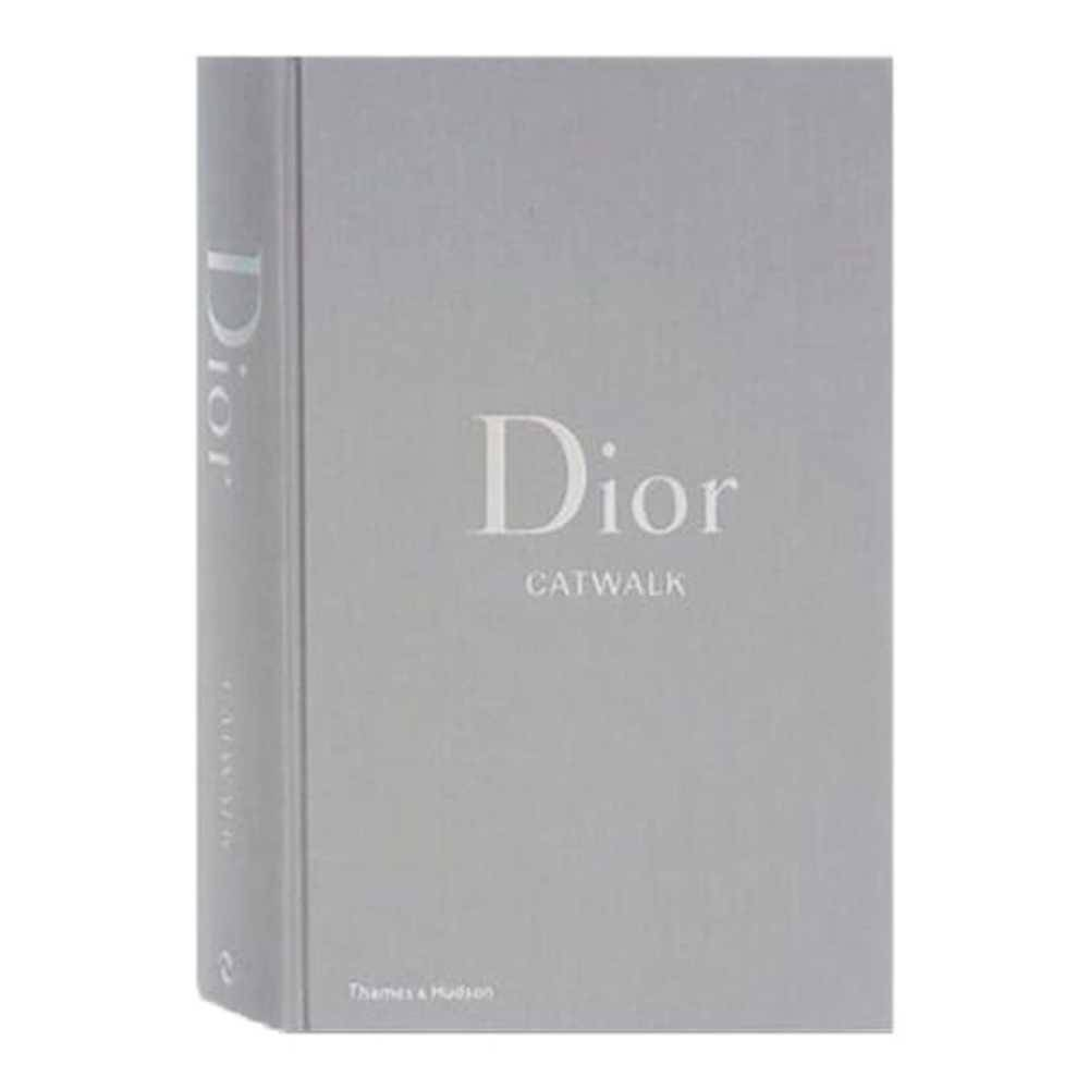 New Mags Dior Catwalk Fashion Book (Grå)