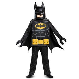 Vegaoo Kostume Deluxe Batman LEGO Movie til børn - 7-8 år (124-136 cm)