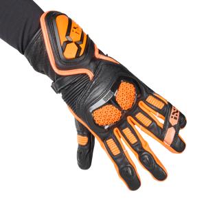 Handsker IXS Sport LD RS-200, Sort/Orange