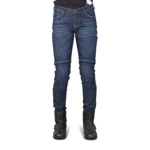 Daisy Tech Jeans Alpinestars Daisy Dame Mørkeblå