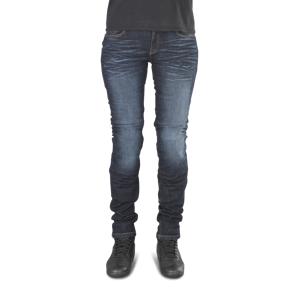 Bukser Richa Skinny Dame, Blå