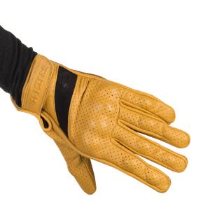 Handsker Richa Custom Perforeret, Korngul