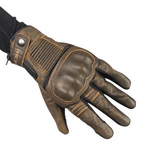 Handsker Richa Bobber Vintage, Brun