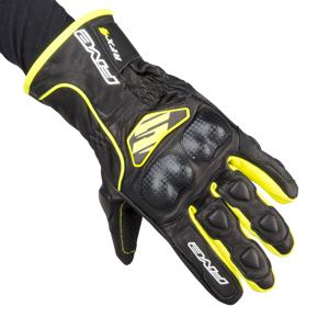 Handsker Five RFX4, Sort/Neongul