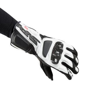 Handsker Spidi STR-5, Sort/Hvid