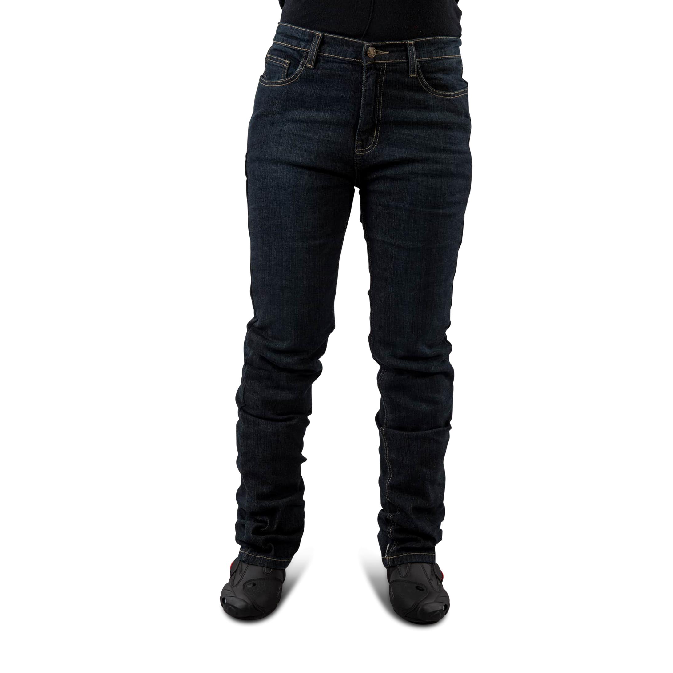 MC-Jeans Course London Aramidforstærkede Dame, Mørkeblå