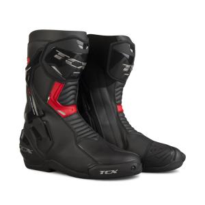 Støvler TCX ST-Fighter, Sort/Rød