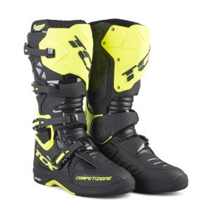 Støvler TCX Comp Evo 2 Michelin, Sort/Gul
