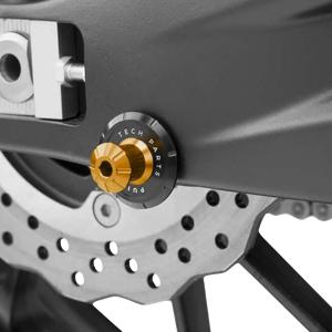 Crashpads Puig Slider Pro Spools, Guld