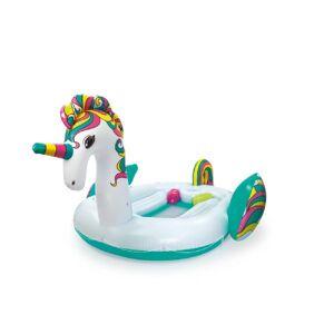 Bestway Unicorn Party Bade Ø 590 X 404cm Bestway 43228