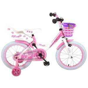 Børnecykel Rose 16 Tommer Børnecykel 816116