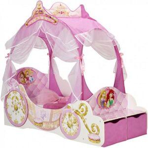 Disney Prinsesse Karet Seng U / Madras Børneseng 648964