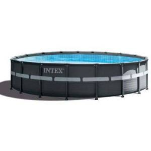 Intex Pool Ultra XTR Frame 26.423L 549x132 cm - Intex Pool og badeudstyr 26330NP