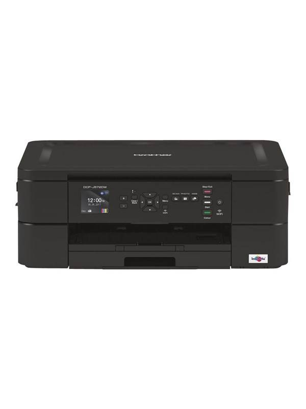 Brother DCP-J572DW – multifunction printer (colour) Blækprinter Multifunktion – Farve – Blæk DCPJ572DWZW1