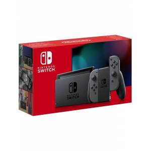 Nintendo Switch With Joy-Con - Grey (New revised model)