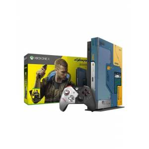 Microsoft Xbox One X - 1TB (Cyberpunk 2077 Limited Edition Bundle)